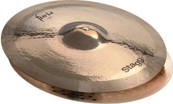 "14"" Furia Brilliant Rock Hi-Hat - Pair (ST-F-HR14B)"