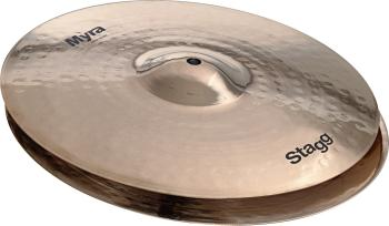 "13"" Myra Brilliant Rock Hi-Hat - Pair (ST-MY-HR13B)"