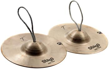 Pair of Guo Kettle Cymbals (ST-KGC-150)