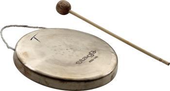 Mini Stilt Gong with beater (ST-MSG-165)