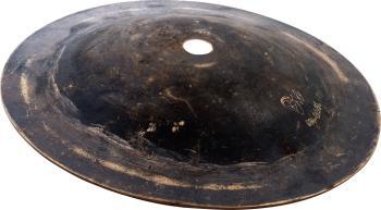 "6.5""/ 165 mm Black Metal Bell cymbal, Light (ST-BM-B65L)"
