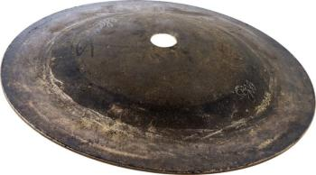 "6""/ 150 mm Black Metal Bell cymbal, Medium (ST-BM-B6M)"