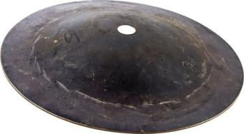 "6.5""/ 165 mm Black Metal Bell cymbal, Medium (ST-BM-B65M)"
