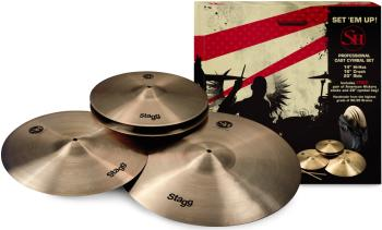 SH Series, Regular finish, Matched Cymbal Set (ST-SH-SET)