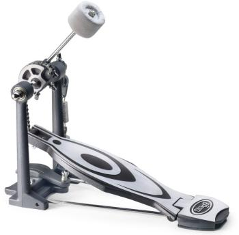 Bassdrum pedal with reinforced beater holder, chain-screw & rim clamp (ST-PP-50)