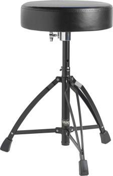 Drum throne, double braced (ST-DT-32BK)