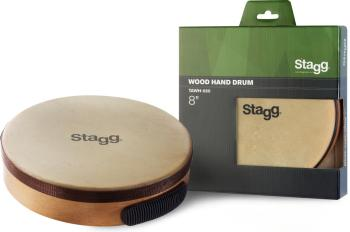"8"" Pretuned wooden hand-drum (ST-TAWH-080)"
