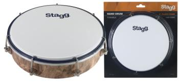 "8"" Tuneable plastic hand-drum (ST-HAD-008W)"