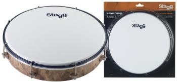 "10"" Tuneable plastic hand-drum (ST-HAD-010W)"