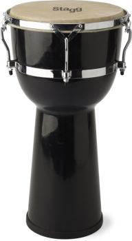 "12"" Fibreglass Djembé (ST-DPY-12-BK)"