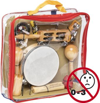 Small Percussions Set for Children, including (ST-CPK-01)