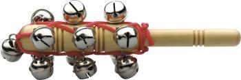 Set of sleigh bells on a stick - 13 bells (ST-SLBM-13T)