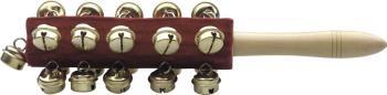Set of sleigh bells on a stick - 21 bells (ST-SLBS-21)