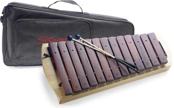 16-key xylophone - with mallets (ST-XYLO-P16)
