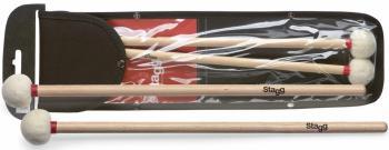 "Timpani mallets with maple handle and 1.4"" (35 mm) felt head (ST-SMTIM F35)"