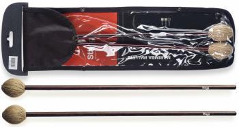 Pair of maple marimba mallets - Medium (ST-SMM-WM)