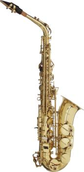 Eb Alto Saxophone, in ABS case (ST-WS-AS215)