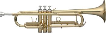 Bb Trumpet, ML-bore, Brass body material (ST-WS-TR115)