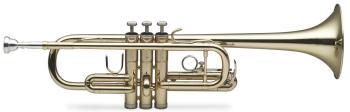 C Trumpet, w/ABS case (ST-WS-TR255)