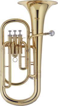 Bb Baritone w/3 valves, w/ABS case (ST-WS-BH235)