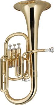 Eb Alto Horn w/3 valves, w/ABS case (ST-WS-AH235)