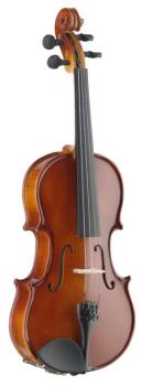 1/4 Solid Maple Violin with ebony fingerboard & standard-shaped soft-c (ST-VN-1/4 EF)