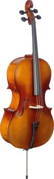 3/4 Laminated Maple Cello with bag (ST-VNC-3/4 L)