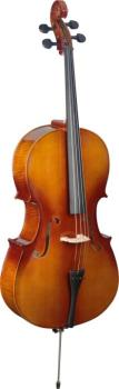 4/4 maple cello with bag (ST-VNC-4/4 L)