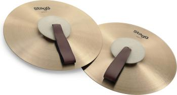 "14"" Marching/Concert cymbals - Pair (ST-MASH14)"