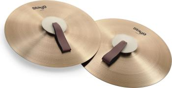 "18"" Marching/Concert cymbals - Pair (ST-MASH18)"