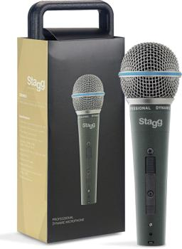 Professional cardioid dynamic microphone with cartridge DC164 (ST-SDM60)