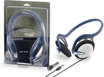 Lightweight Stereo Dynamic Headphones (ST-SHP-1200H)