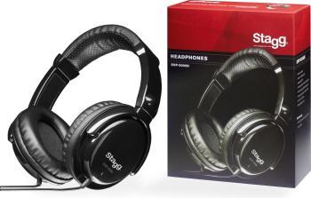 Pro DJ/ Monitor, closed-back, stereo headphones with circumaural ear p (ST-SHP-5000H)