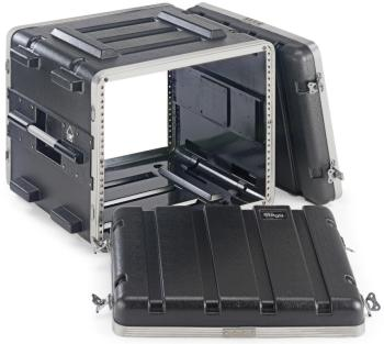 ABS case for 8-unit rack (ST-ABS-8U)