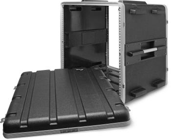 ABS case for 12-unit rack (ST-ABS-12U)