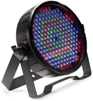 Flat ECOPAR 186 spotlight with 186 x 0.1-watt R/G/B/W LED (ST-SLI-ECOPAR186-1)