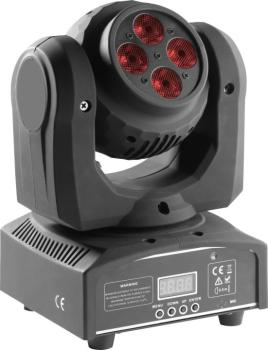 HeadBanger Spin double-sided moving head with 2 x 4 x 10-watt RGBW LED (ST-SLI-HBSPIN-0)
