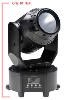Cyclops 60 moving head with 60-watt COB LED (ST-SLI CYCLOPS60-1)