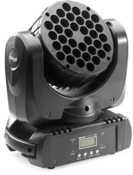 HeadHunter 10, LED Beam Moving Head with 36 x 3W (3 in 1, RGB) CREE US (ST-SLI MHB HH10-1)