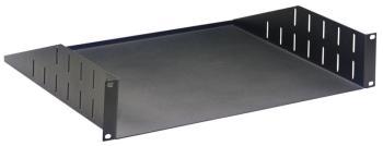 "Steel Rack Cradle for 2 unit 19"" rack (ST-RC19-2U)"