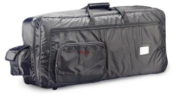 Deluxe black nylon keyboard bag (ST-K18-097)