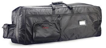 Deluxe black nylon keyboard bag (ST-K18-128)