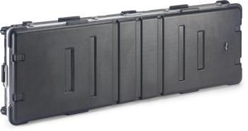 Standard ABS case for keyboard with wheels (ST-ABS-KTC148)