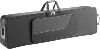 Terylene soft case for keyboard with wheels (ST-KTC-140D)