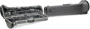 ABS Case for Trombone with 3 compartments for small accessories (ST-ABS-TB)