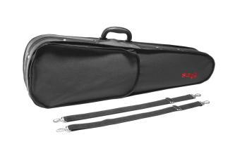 Lightweight violin-shaped soft case for 1/8 violin (ST-HVB0.5)