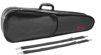 Lightweight violin-shaped soft case for 1/2 violin (ST-HVB2)