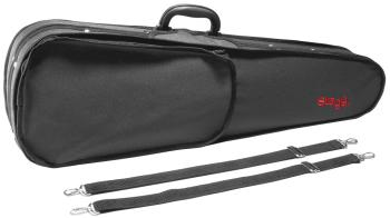 Lightweight violin-shaped soft case for 3/4 violin (ST-HVB3)