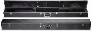 Economic series lightweight hardshell case for 3/4 electric double bas (ST-GEC-EDB)