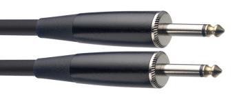"""Speaker cable, jack/jack, 6 m (20"""") (ST-SSP6PP25)"""